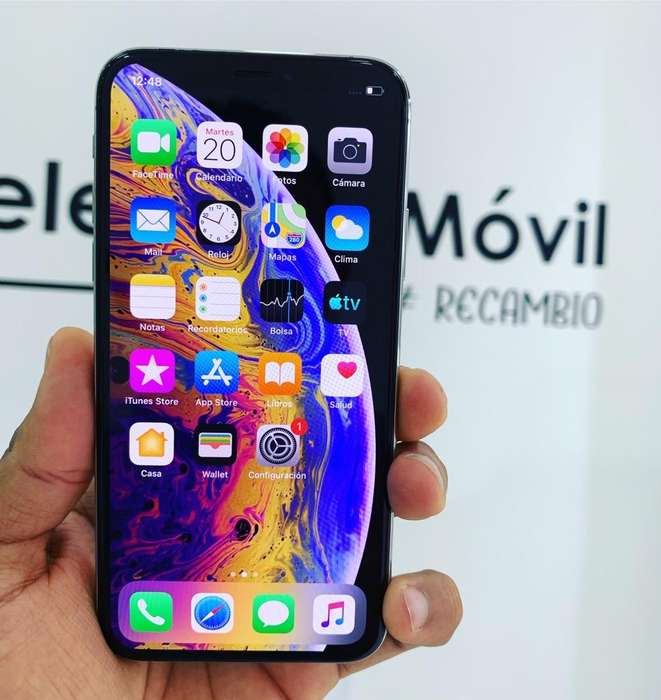 iPhone Xs Usado 64 Gb