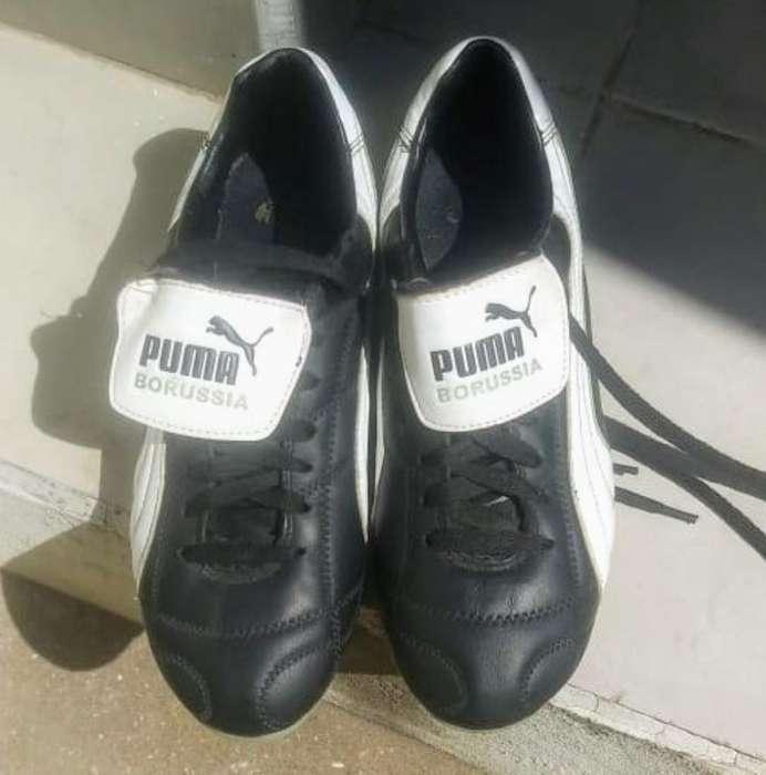 Botines Puma Borussia Un Solo Uso