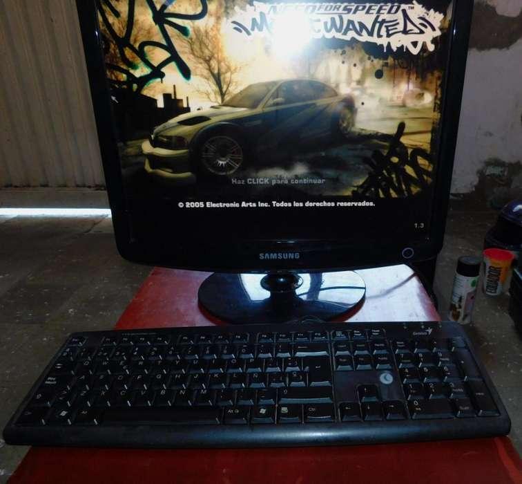Monitor Syncmaster 932bplus Tecladousb