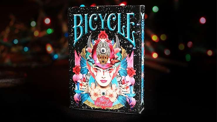 Cartas Bicycle Madworld regalo