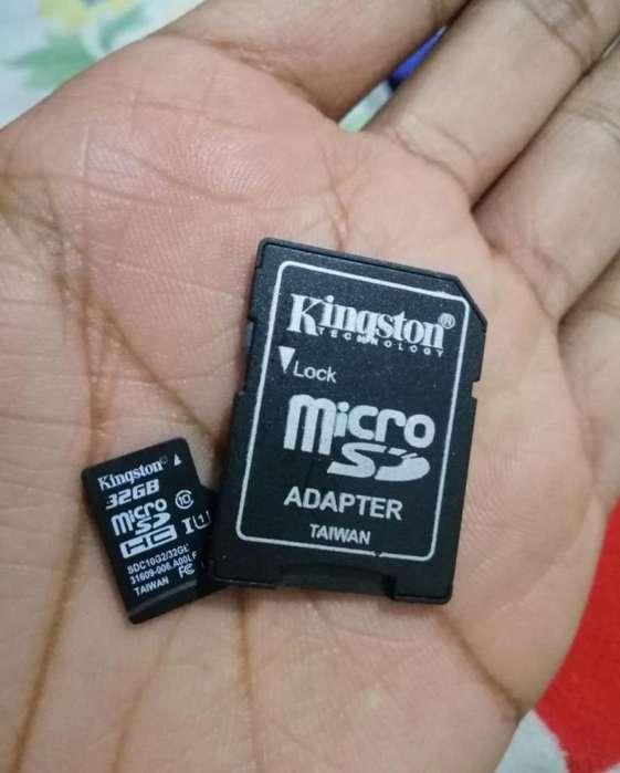 <strong>memoria</strong> de 32 Gigas Kingston