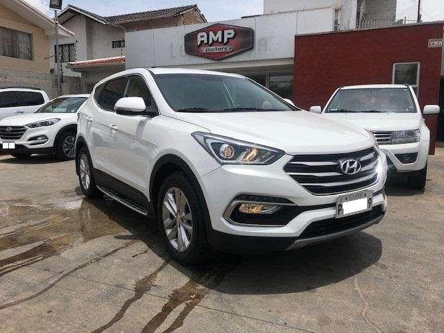Hyundai Santa Fe 2018 - 37000 km