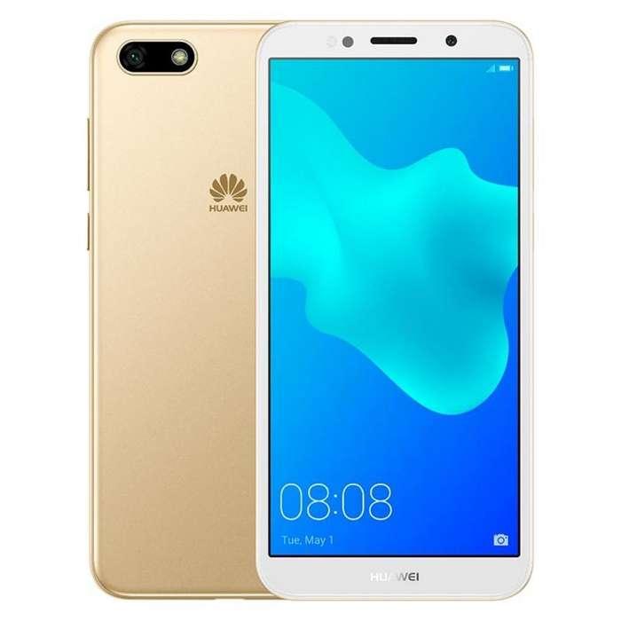 Huawei Y5 Nuevo 1 Año de Garantía