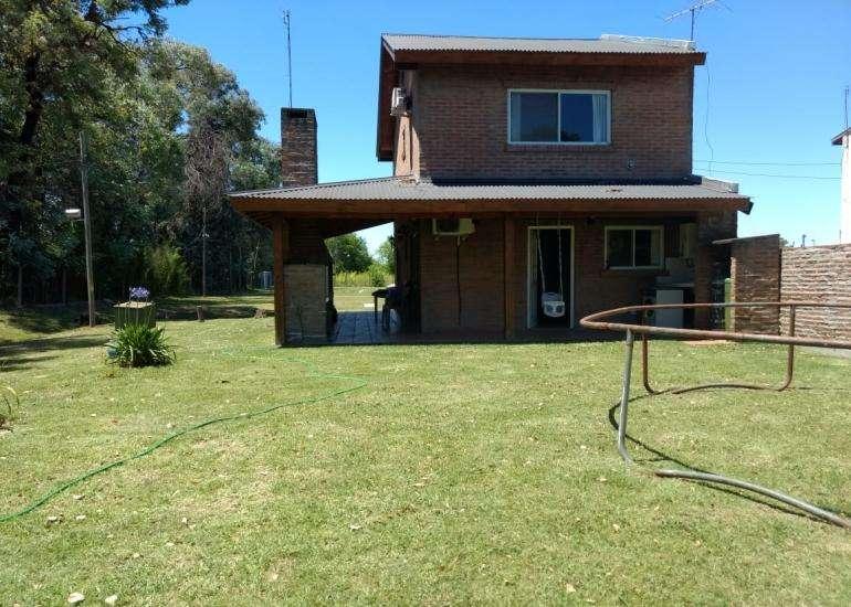Alquiler Chalet 3 Ambientes En Country Weekend En Escobar