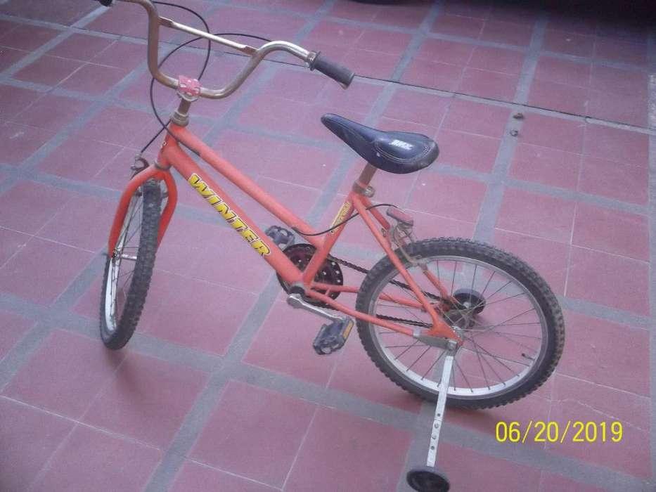 Bicicleta dama R20