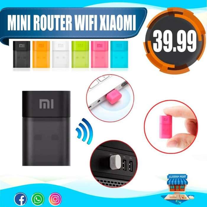 Mini router WIFI XIAOMI