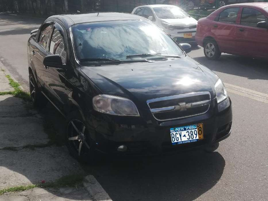 Chevrolet Aveo Emotion 2009 - 55280 km