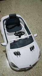 Se Vende Carro Electrico con Mp3