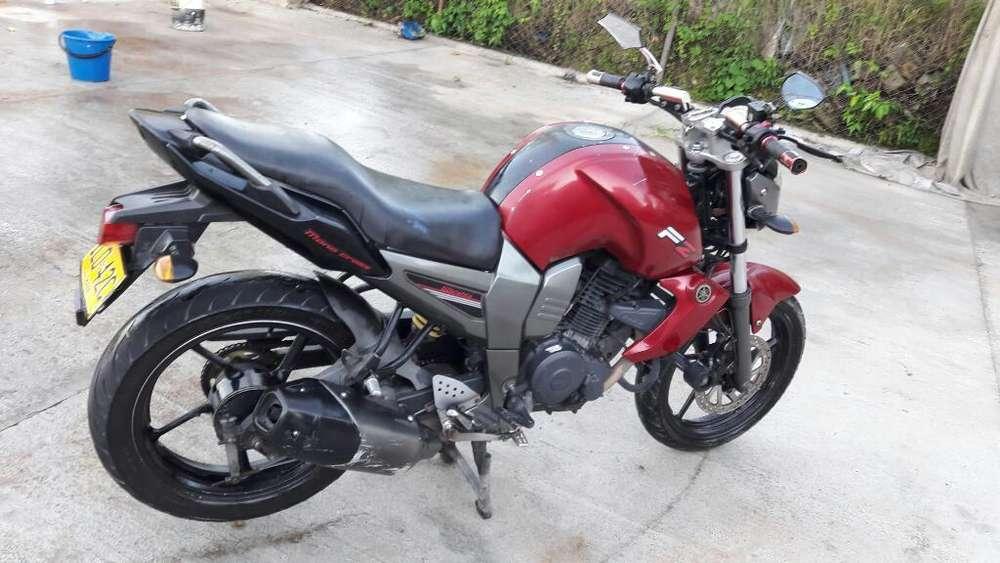 Vendo Moto <strong>yamaha</strong> 2011
