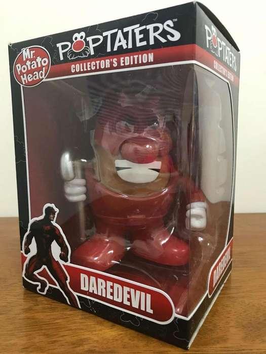 Mr. Potato Head Marvel Daredevil Poptater's Collector's Edition