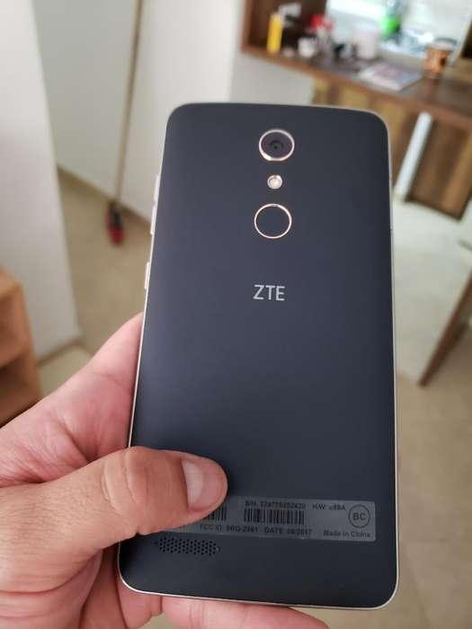 Zte Zmax Pro Como Nuevo 32g Huella 2 Ram