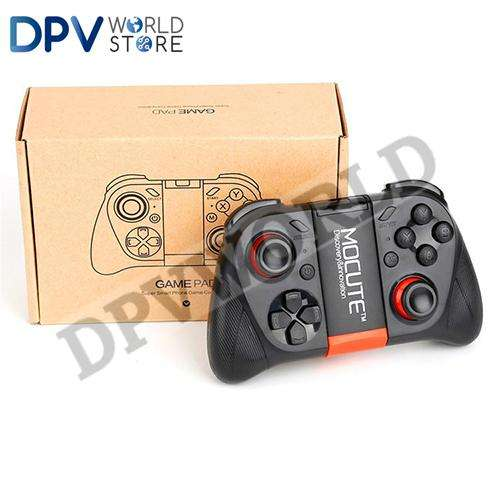 Control Universal Bluetooth Mocute Gamer Android 12 Botones