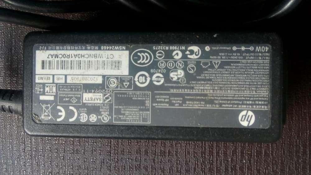 cargador para portatil HP 40 wts