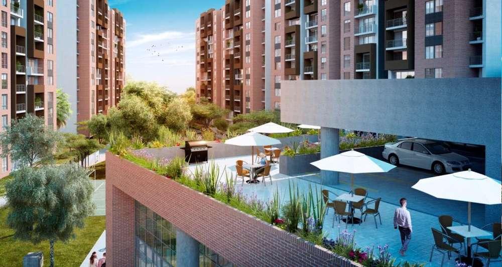 Bosque de San Angel Calle 60 nuevo, exclusivo y moderno apto en la milla de oro