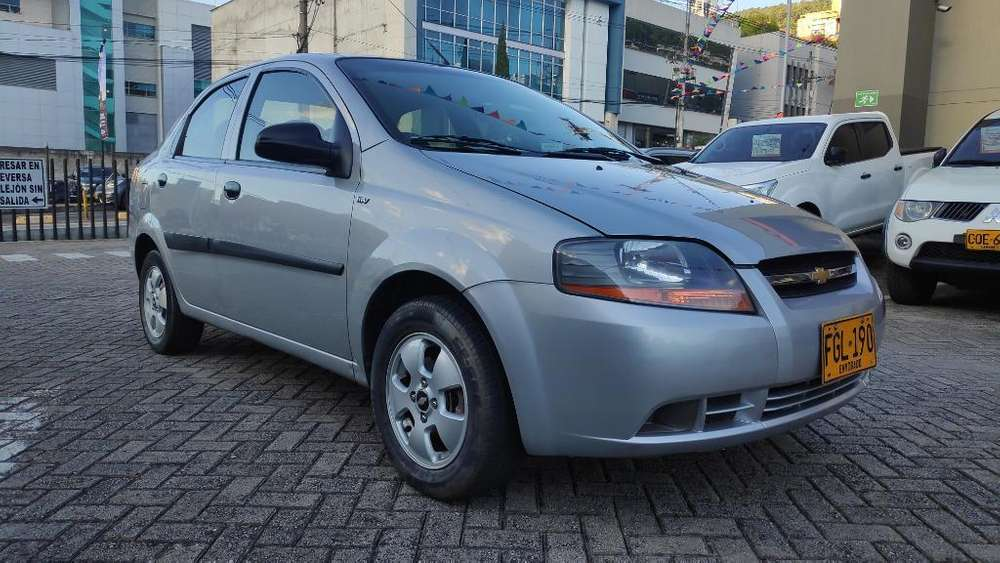 Chevrolet Aveo 2007 - 148000 km