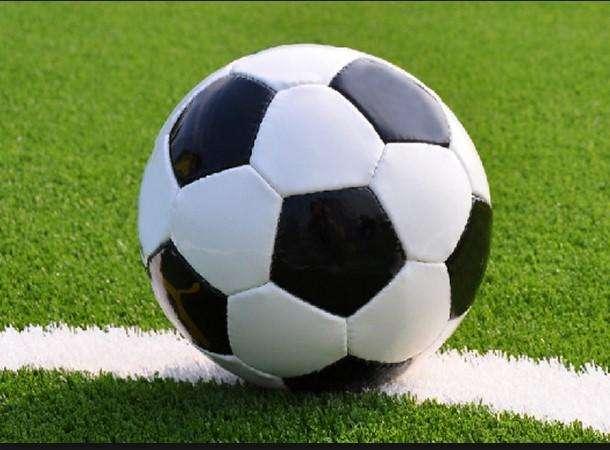 Fondo de comercio cancha de futbol