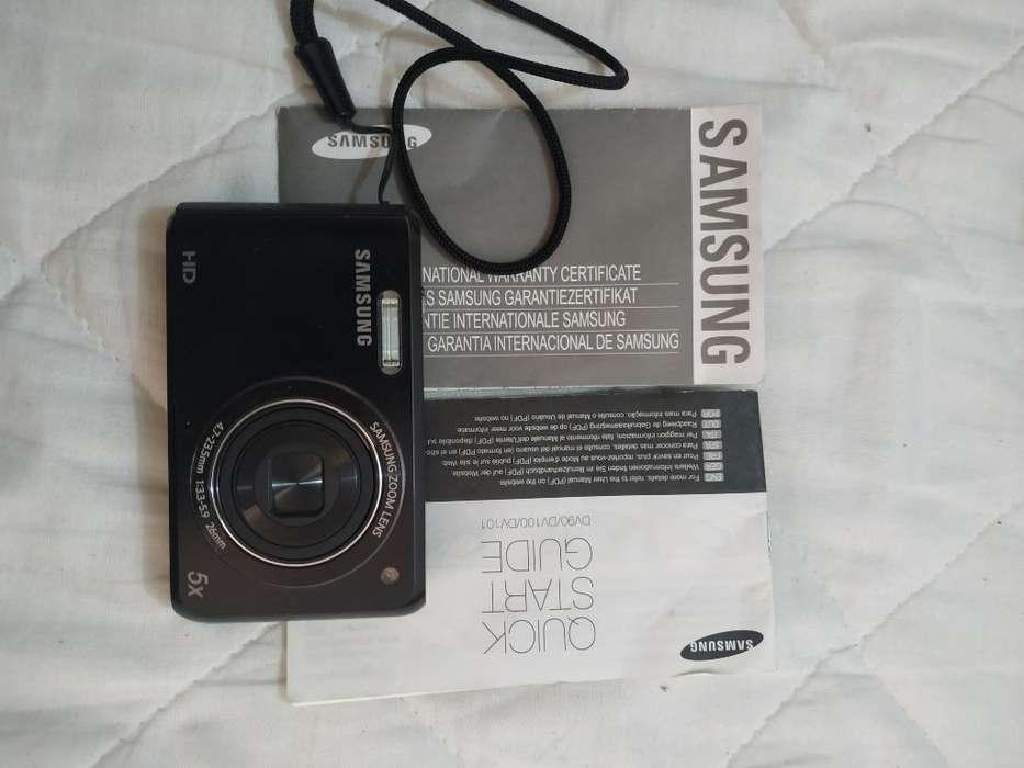 Cámara <strong>digital</strong> Samsung Dv101