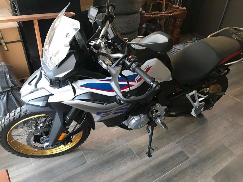 Bmw F 850 Gs 2019 Full Gps Con Solo 8km