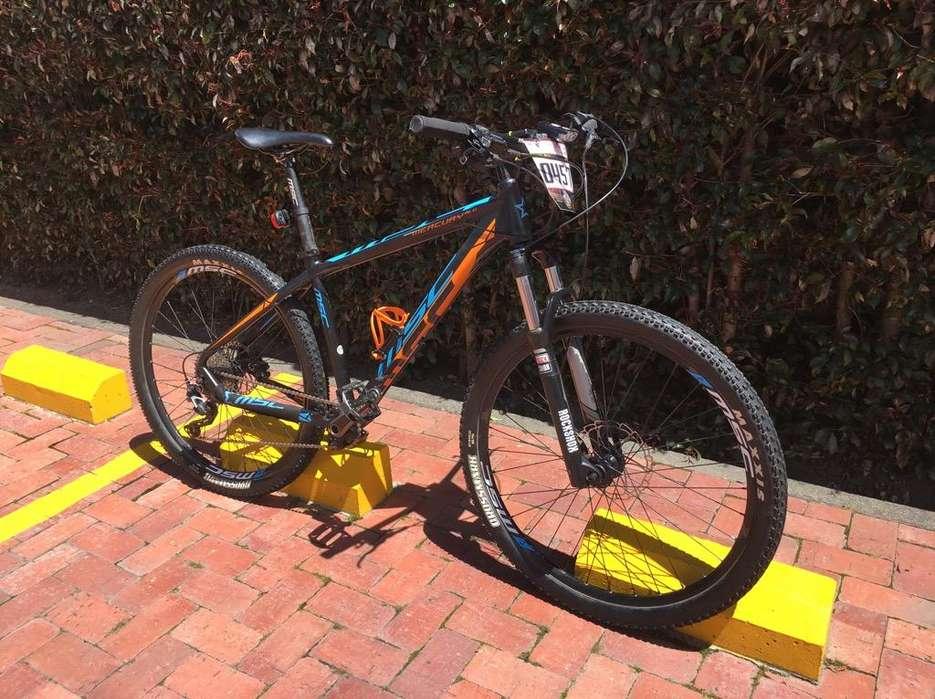 Bicicleta Msc Grupo Slx