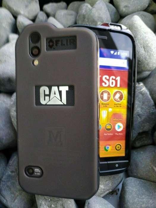 VENDO PROTECTOR PARA TELEFONO CAT. S61