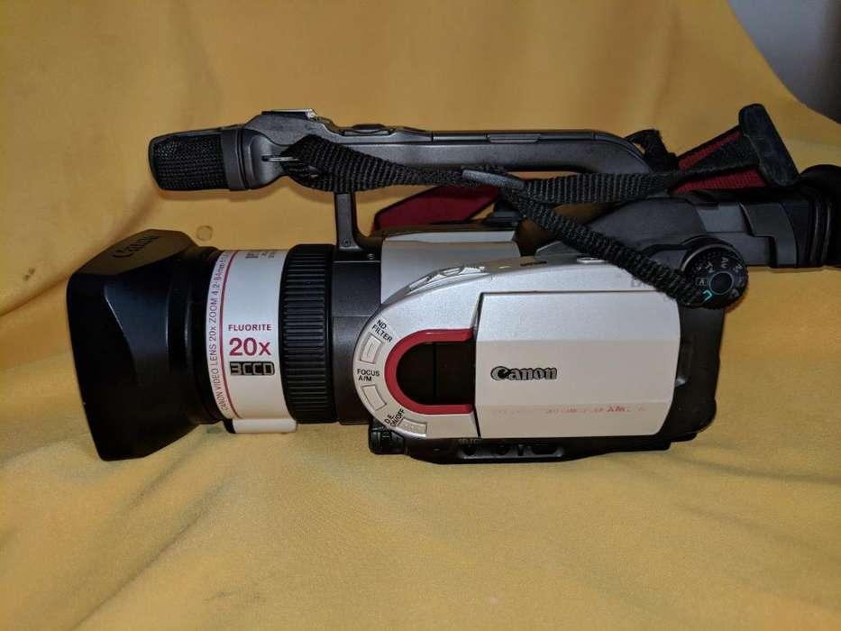 Video Camara Canon Dm Xm1