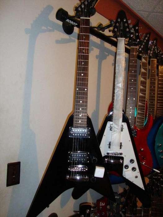 Guitarra Electrica Rockstar Rr Randy Rhoads E223bk