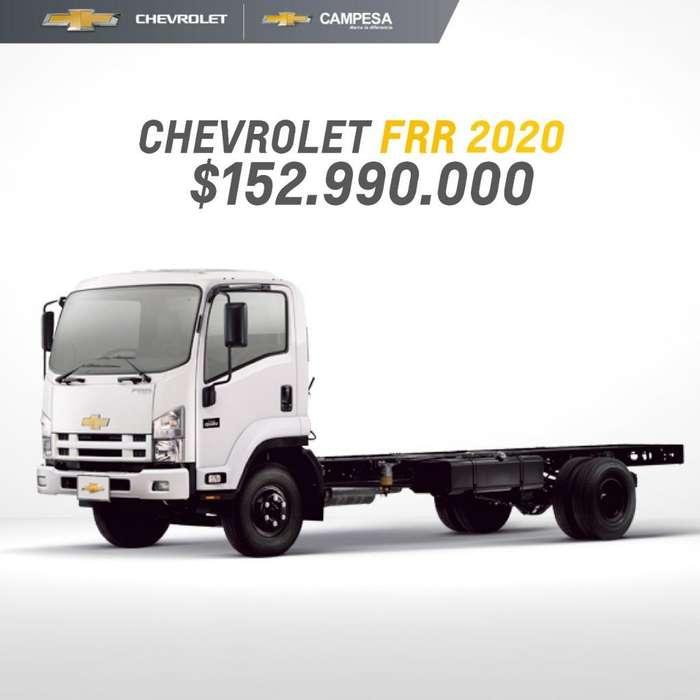 Chevrolet Frr con Frenos Abs Modelo 2020