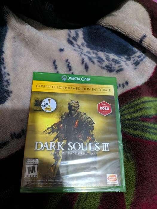 Dark Souls 3 con Todos Los Dlc