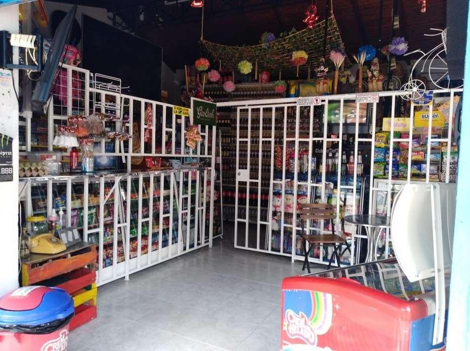 Minimercado - Licorera