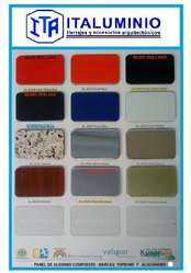 Alucobond  Panel de Aluminio Compuesto
