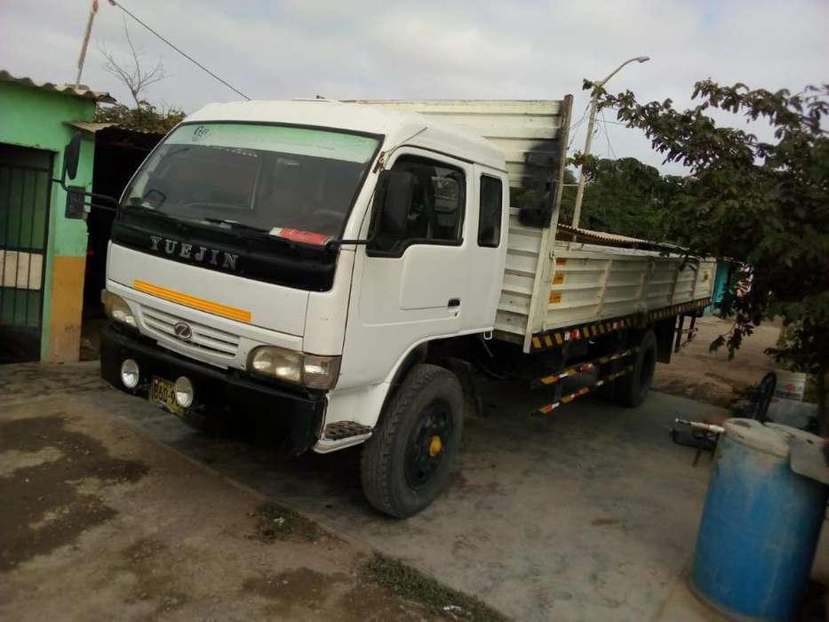 Vendo Camion Yuejin Jac Fuso Foton