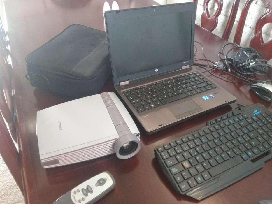 Proyector Y Hp Probook 6360b Core I5