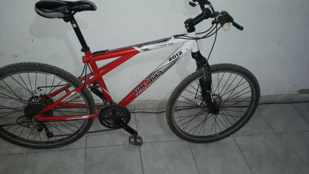 Bicicleta Firebird Aluminio