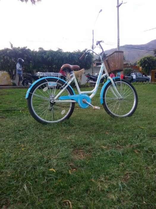 Bicicleta Campera