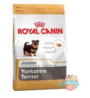 Comida para perro Royal Canin Yorkshire Terrier Junior - 500gr
