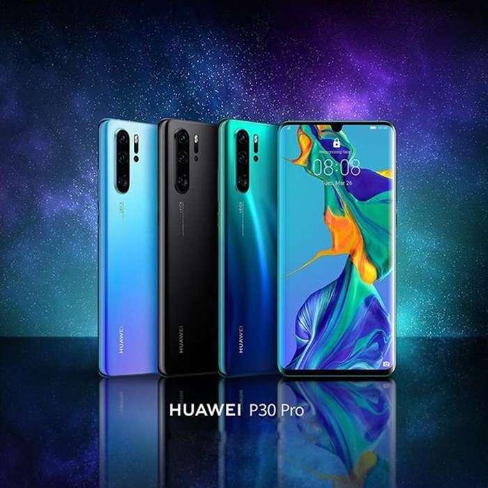 Tenemos toda la gama Huawei P30 Pro, P30 Lite, P30, Mate 20 Pro, Mate 20 Lite, Y9 2019, Y6 2019, Y9 Prime, Honor 8x