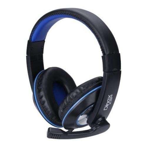 Auriculares Gamer Con Micrófono Para Pc Ps4 Cable 2m Mallado - OverGame - TUCUMAN