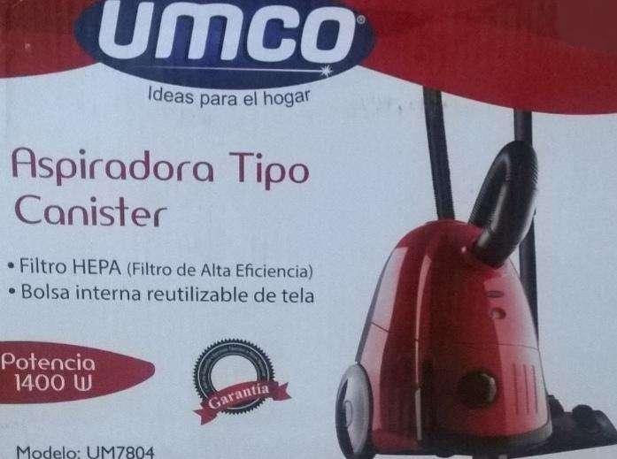 Vendo <strong>aspiradora</strong> UMCO