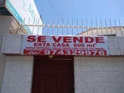 Vendo Hermosa Casa de 600m2