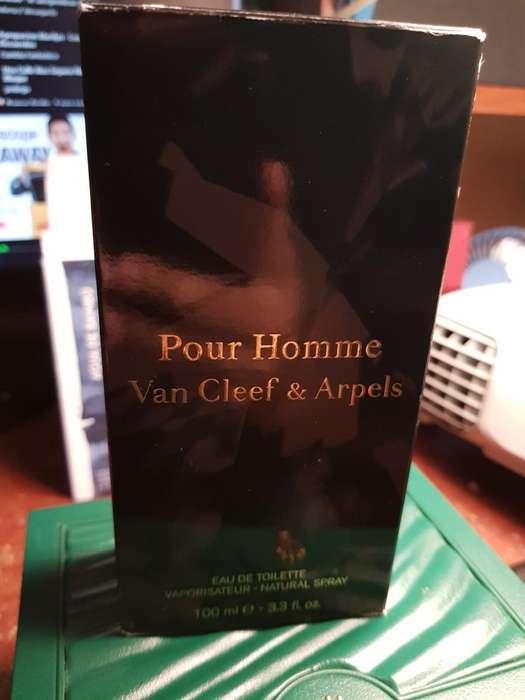 Perfume Hombre Pour Homme Van Cleef Arpe