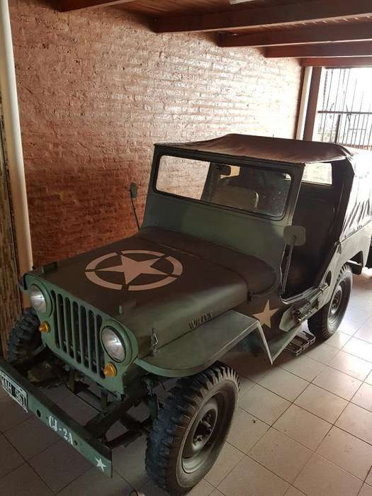 <strong>jeep</strong> Willys