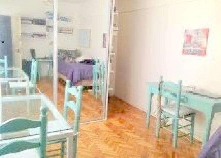 Alquiler Temporario Monoambiente, Arenales 2400, Recoleta