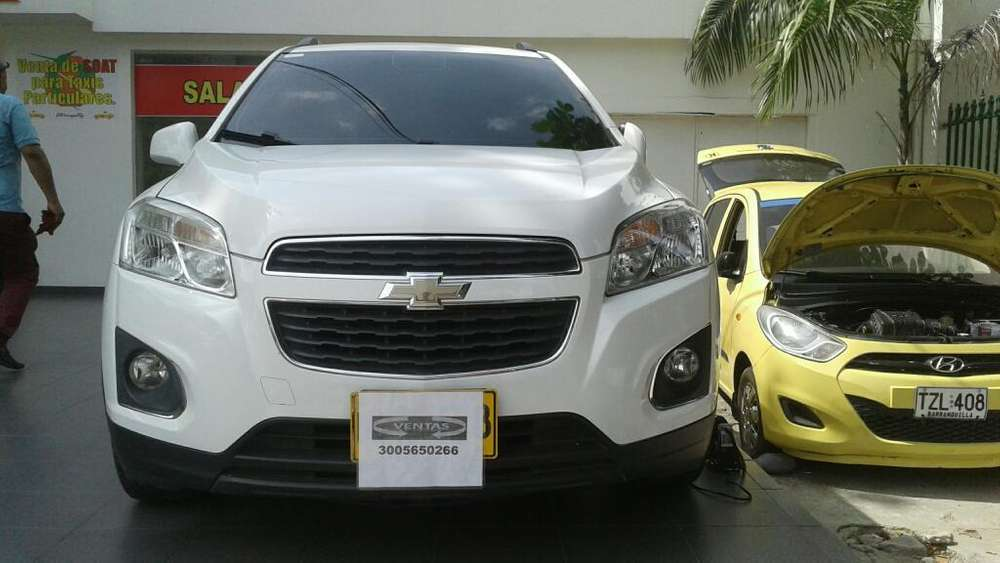 Chevrolet Tracker 2014 - 98000 km