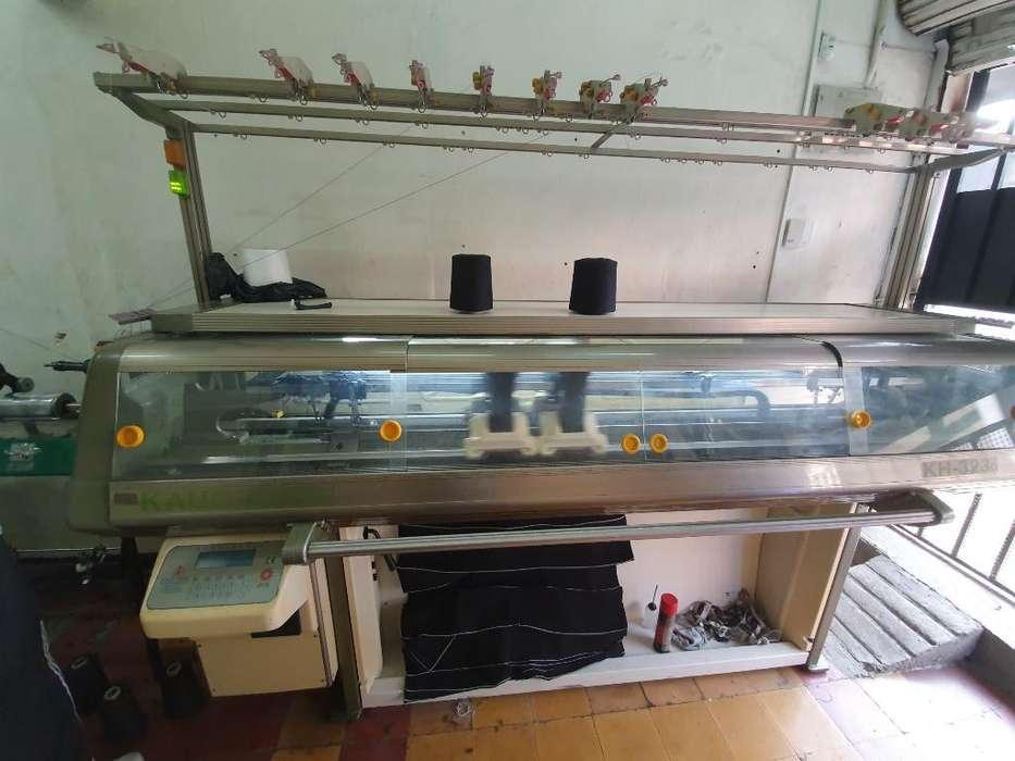 Maquina Tejedora Kauo Heng