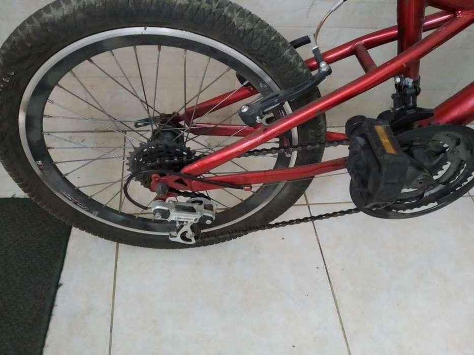 Bicicleta Rin 20 Poco Uso Todo Le Sirve