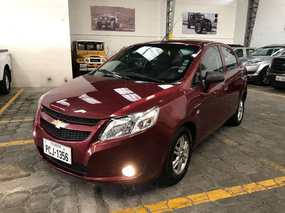 Chevrolet Sail 2014 - 107000 km