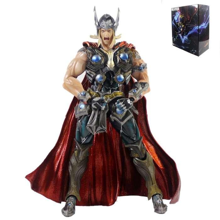 Figura De Colección Thor de Play Art