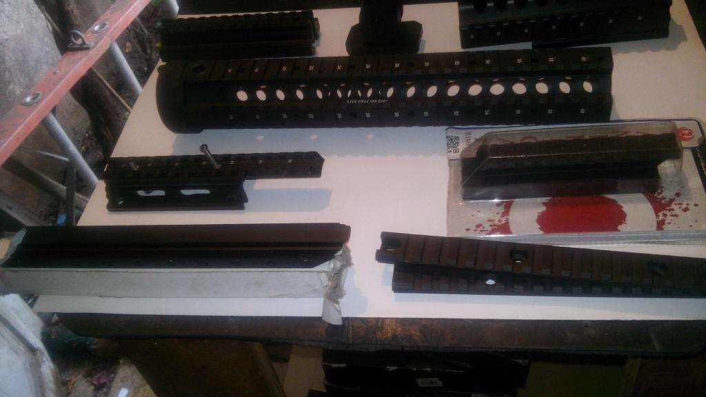 accesorios para armas caza tiro deportivos etc....