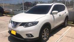 Nissan Xtrail Exclusive 2.5 2015 Aut.