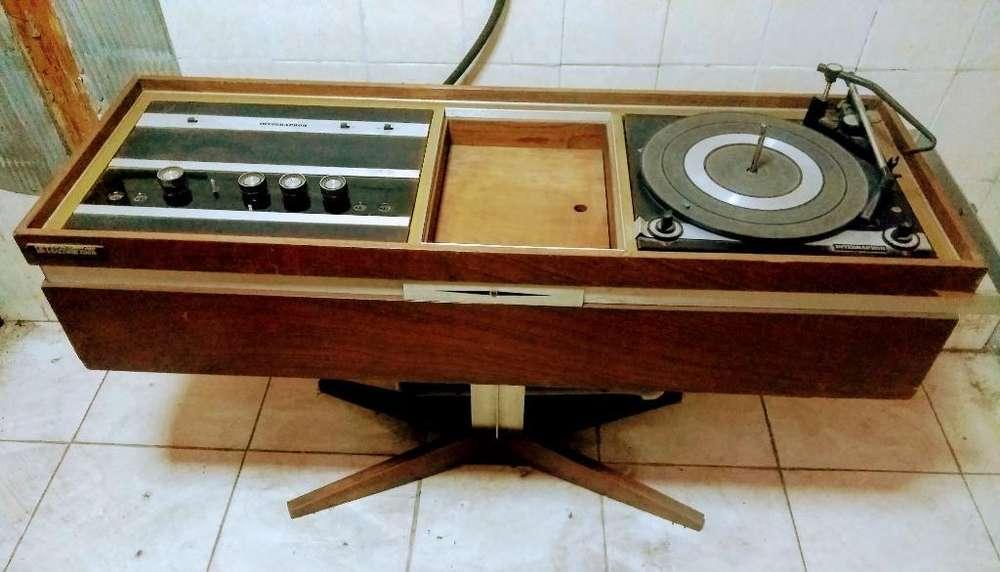 Tocadisco Combinado Integraphone